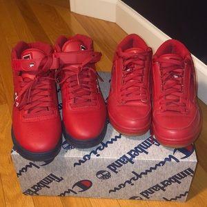 Fila sneakers (size 9)